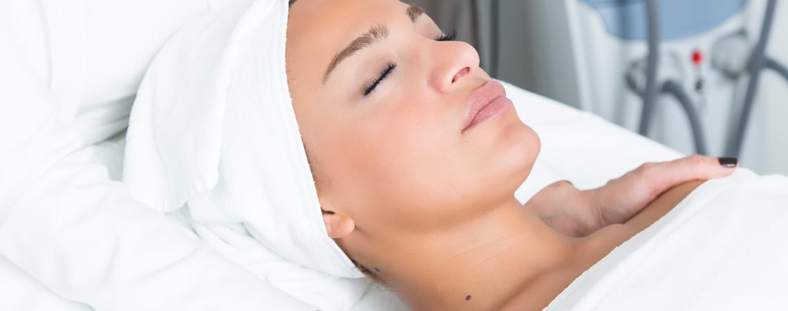 Kosmetische Behandlungen
